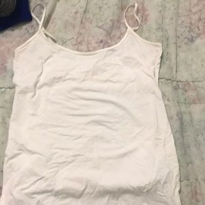 Old Navy white camitop
